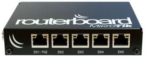 Mikrotik RB450G 256MB RAM 680MHz CPU Gigabit Ethernet Router