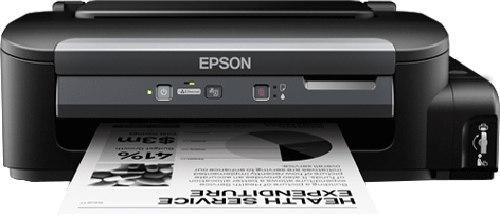 Epson Workforce M100 USB CISS Monochrome Inkjet Printer