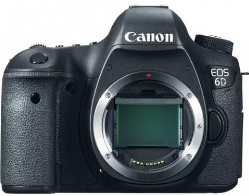 Canon EOS 6D Wi-Fi GPS Full HD 20.2MP Digital SLR Camera