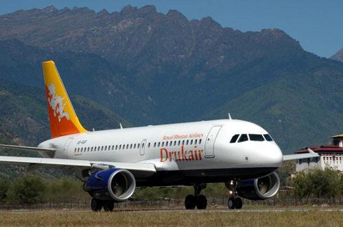 Dhaka To Paro Bhutan One Way Air Ticket Fare By Druk Air Price