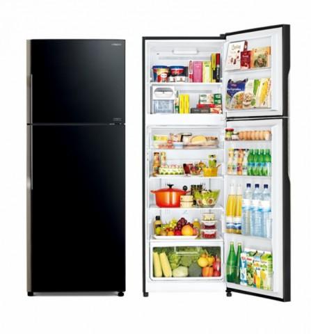 Hitachi R Vg400pz Dual Fan Cooling 408 Liter Refrigerator