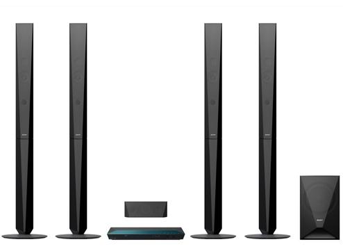 Sony BDV-E6100 Blu-Ray 3D Player Home Cinema System