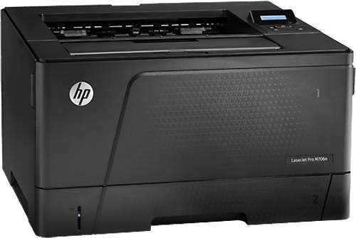 HP LaserJet Pro M706n A3 Hi-Speed 35ppm Mono Laser Printer