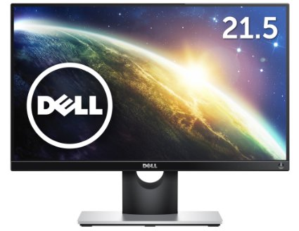 Dell S2216H 21.5 Inch Full HD IPS LED Monitor with Speaker