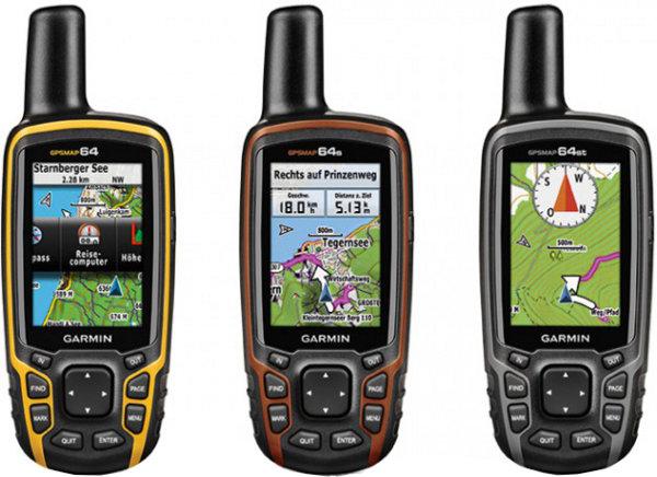 Garmin GPSMAP 64s Handheld GPS 2 6 Inch Navigator Device