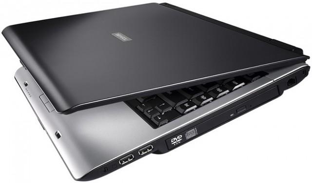 Toshiba Satelite A100 Dual Core 2GB RAM 250GB HDD Laptop