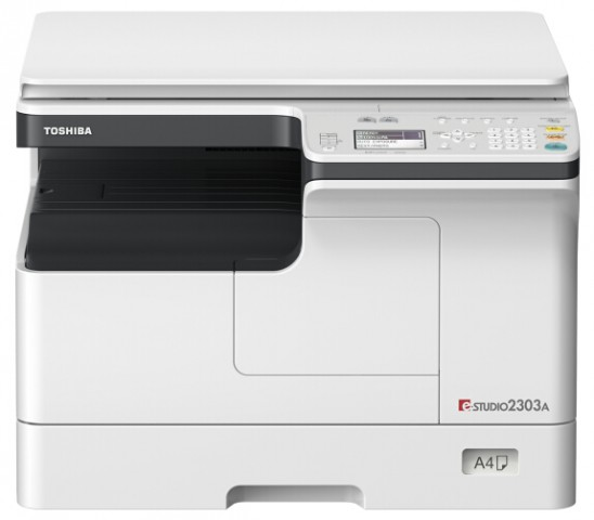 Toshiba E-Studio 2303A Compact Lightweight Digital MFP Copier