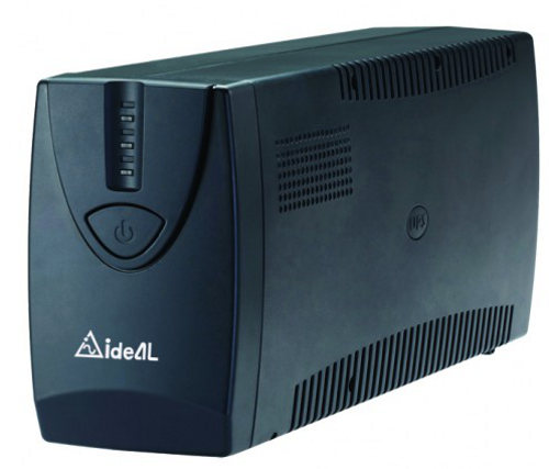 Ideal 1200 VA UPS 30 Mins Backup Time with Surge Protection
