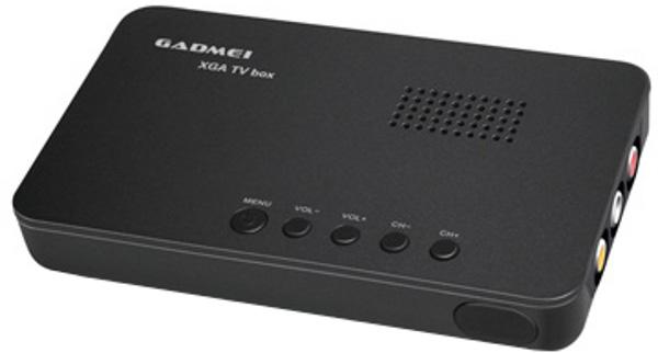 Gadmei 3860E HD Resolution 1024 x 768 Stereo Sound TV Card
