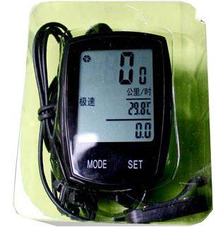 Bicycle Speed Meter Water Proof Design Easy Installation