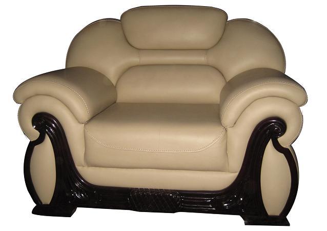 Modern Sofa Set 5 Seater Solid Wood And Foam Furniture