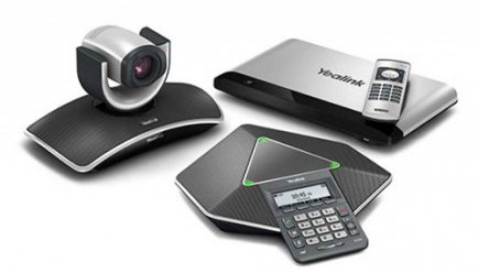 Yealink Vc120 Video Conference System 18x Camera 360