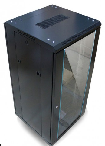 Toten 22u Server Rack Cabinet Four Cooling Fan As 6022