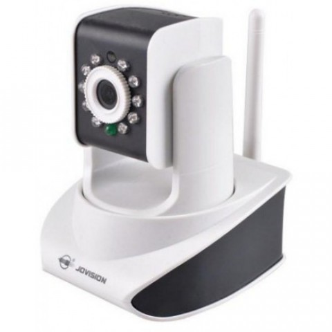 Jovision JVS-H411 Wi-Fi Two-Way Talk Mic CCTV IP Camera
