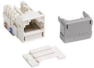 Systimax Network Modular Jack CAT-6