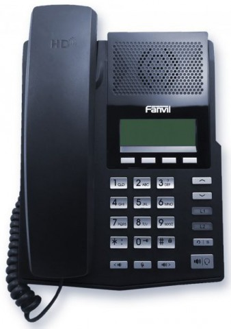 Fanvil X3P PoE IP Phone HD Voice 2 SIP Lines Caller ID