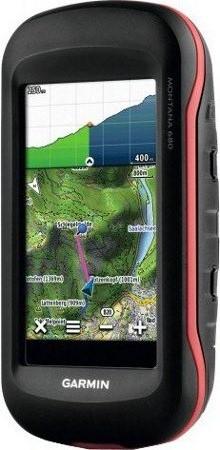 Garmin Montana 680 Handheld Gps Device Rugged 8mp Camera Price In