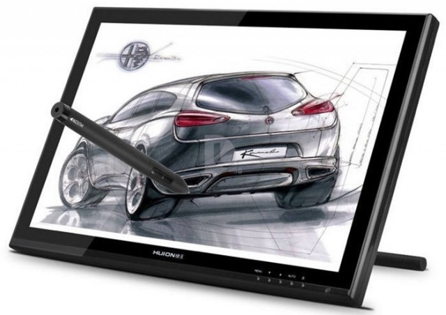 Huion A3 LED Light Box Touch Drawing Pad Artist Design Pad