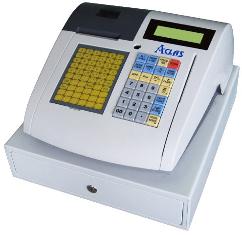 Aclas Electronic Fiscal Cash Register Printer Machine