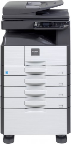 Sharp AR-6020N Digital Photocopy Machine A3 Color Scanning