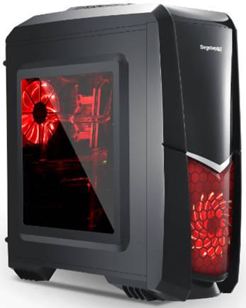 Segotep Dawning Blade Series Desktop Gaming Casing 230w