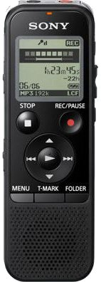 Sony ICD-PX440 Digital Voice Recorder 4GB Memory USB