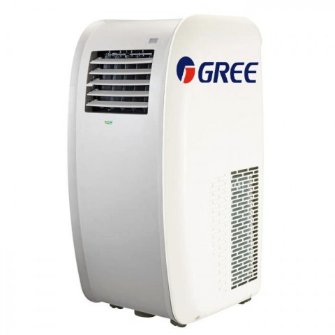 Gree gp 12lf 1 ton 12000 btu automatic operation portable for 1 ton window ac power consumption per hour