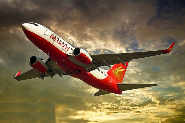 Dhaka To Kolkata Round Trip Airfare By Regent Airways