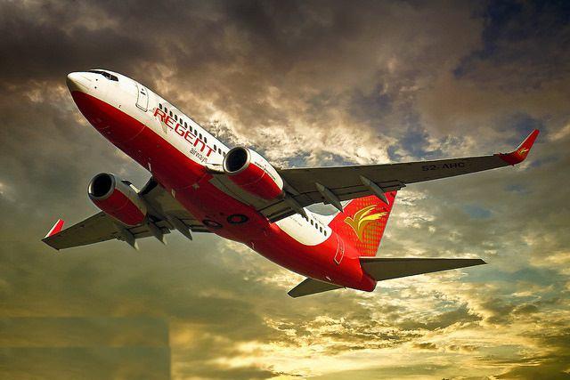 Dhaka to Bangkok Round Trip Air Ticket by Regent Airways