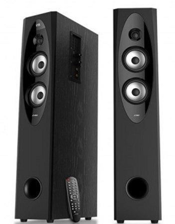 F&D T-60X Full Range 110W 2CH Bluetooth NFC Tower Speaker