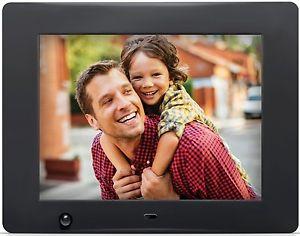 "Nix Advance NIX X08E 8"" Motion Sensor Digital Photo Frame"
