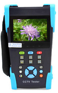 HD-2800ADH CCTV Tester SDI / CVI / TVI / AHD Camera