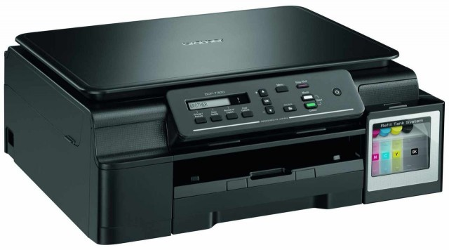 Brother DCP-T300 Color Inkjet 27 PPM All-In-One Printer