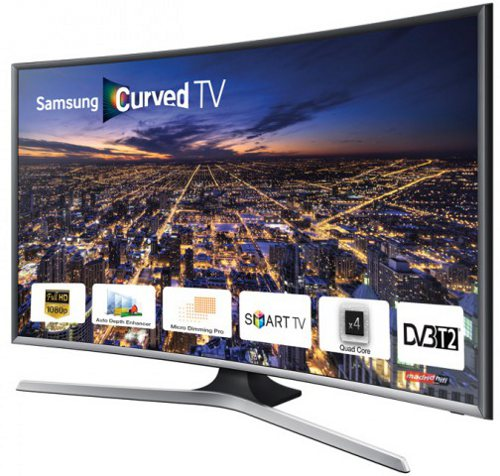 15c73b9fa64 Samsung J6300 32 Inch Full HD Series 6 Curved Smart LED TV Price Bangladesh    Bdstall