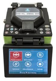 JILONG KL-280G Fiber Splicer Machine with 5.7