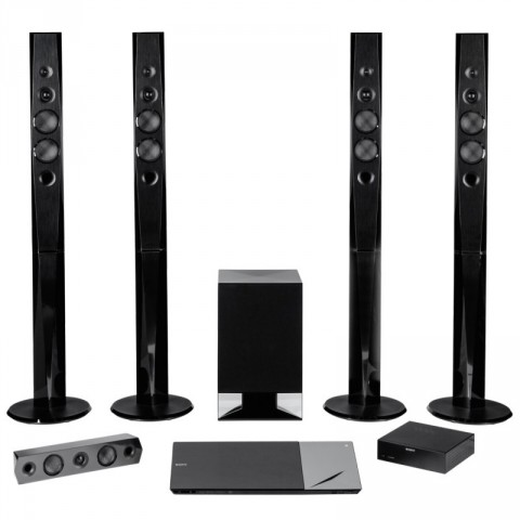 sony bdv n9200w 3d blu ray disc home theater system wi fi. Black Bedroom Furniture Sets. Home Design Ideas