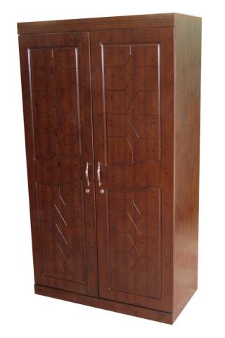 Modern Almira 2 Part Furniture 4 Shelves Md F Wood Al11f