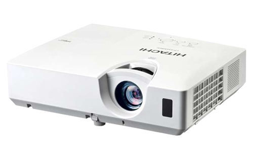 Hitachi CP-ED27 3LCD Multimedia 2700 Lumens Projector