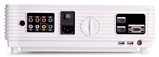 LED 96+ Wi-Fi 2800 Lumens Android OS 3D LED Projector