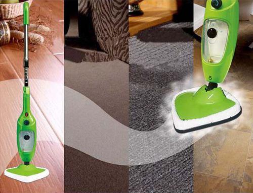 H2o Mop X5 Household Handheld Vapor Steam Cleaner