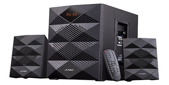 F&D A180X Bluetooth 14 Watt Subwoofer Multimedia Speaker