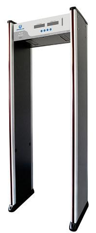 Uniqscan UB600 18-Zone Walk Through Archway Metal Detector