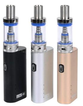 Jomo Tech Lite 40w Aluminum Zinc Pyrex Glass E Cigarette Price
