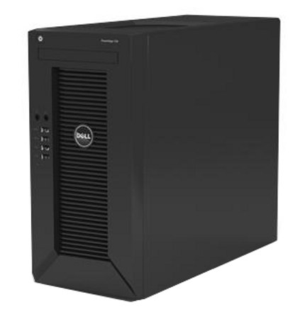 Dell Power Edge T20 Dual Core CPU 4GB RAM Mini Tower Server