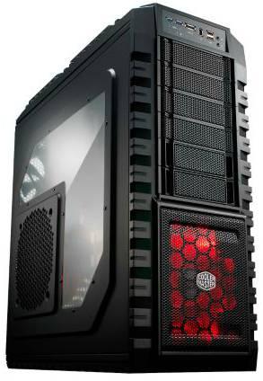 Desktop Intel Core i5 4GB RAM 500GB HDD Gaming Casing