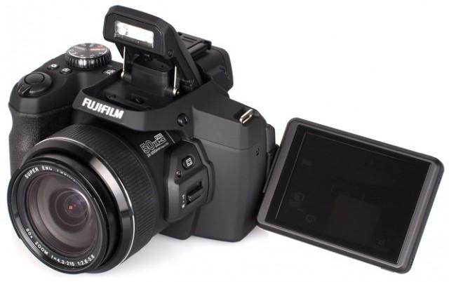 Fujifilm FinePix S1 Semi-SLR Weather Resistant Camera