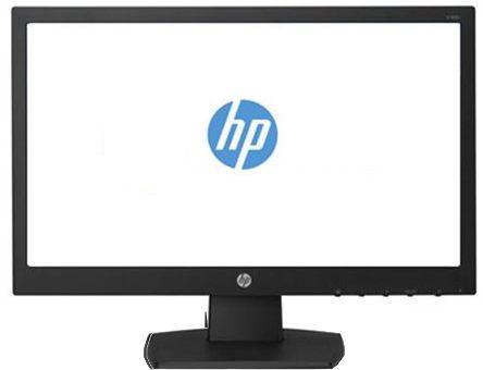 HP V194 HD Resolution 18.5 Inch Wide Screen Desktop Monitor