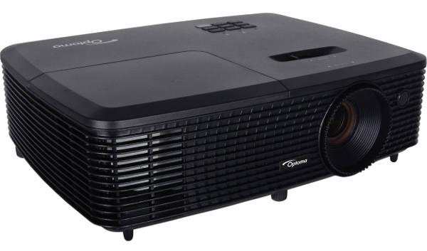 Optoma S341 Svga 3500 Lumen Rich Color Video Projector
