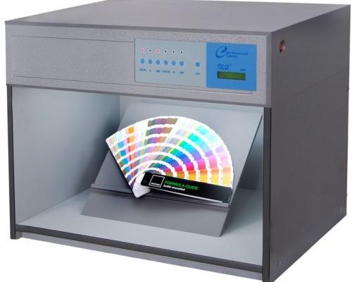 Tilo P60(6) Color Light Box Matching Cabinet 6 Light Sources