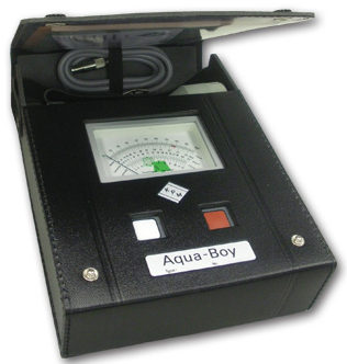 Aqua Boy TEM-1 Portable Textile Digital Moisture Meter